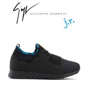 giuseppe zanotti j.r. • NEW • baby sneakers